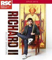 Richard ii: royal shakespeare company (blu-ray disc)