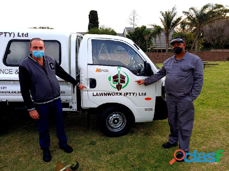 Grass cutting port elizabeth