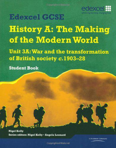 Edexcel gcse modern world history unit 3a war and the