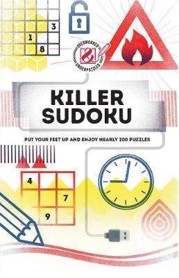 Killer sudoku - put your feet up and enjoy nearly 200