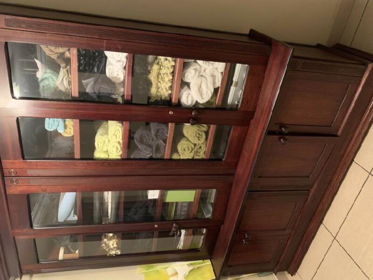 Solid wood display from wetherleys