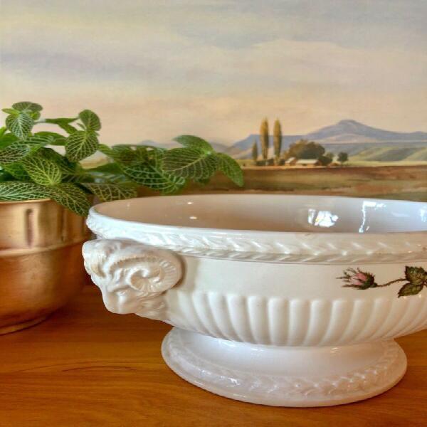 Vintage ceramic bowl for sale - r50