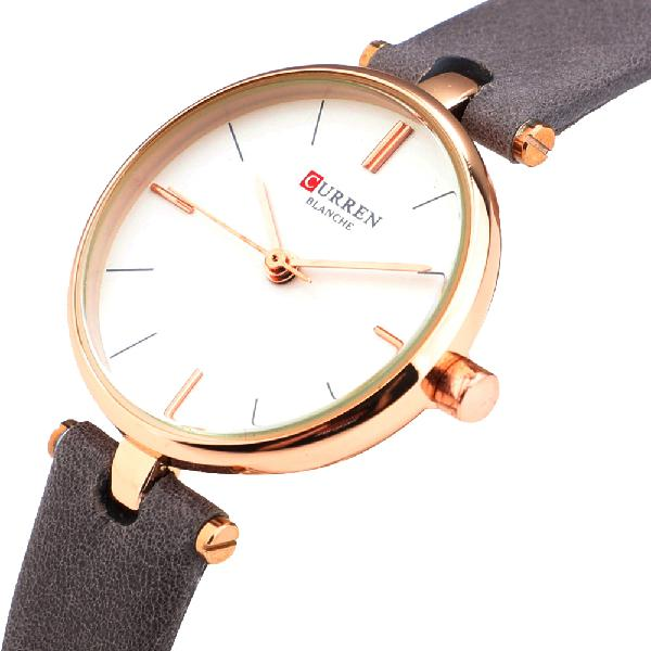 Curren 9038 ultra thin simple design ladies wrist watch