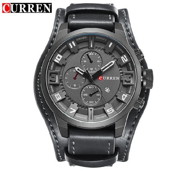 Curren watches men watch luxury brand analog men military