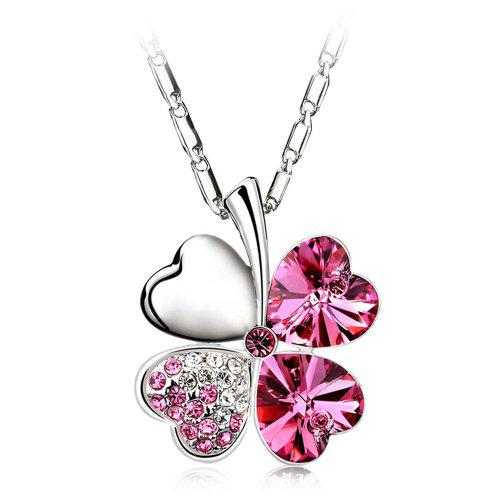 Clover necklace pendant fashion jewelry (k6935)