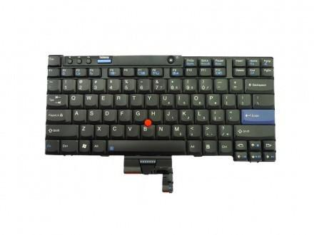 Ibm thinkpad x200 replacement laptop keyboard in black