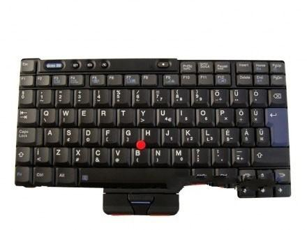 Ibm thinkpad x40 x41 replacement laptop keyboard in black