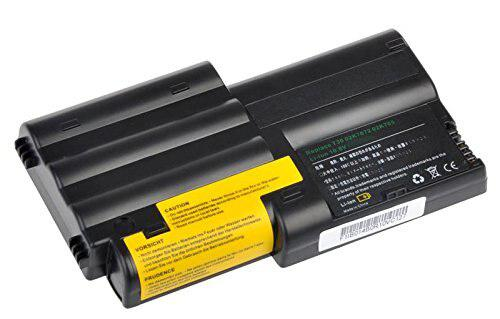 Ibm thinkpad t30, voltage 10.8v, capacity 5200mah56wh, numbe
