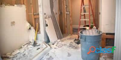 Post construction and renovations cleaning services