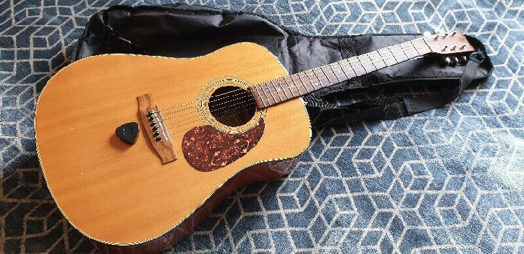 Sigma DM2 Acoustic (Good condition) R2000 NEG