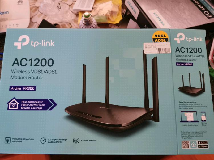 Tp link ar300 router