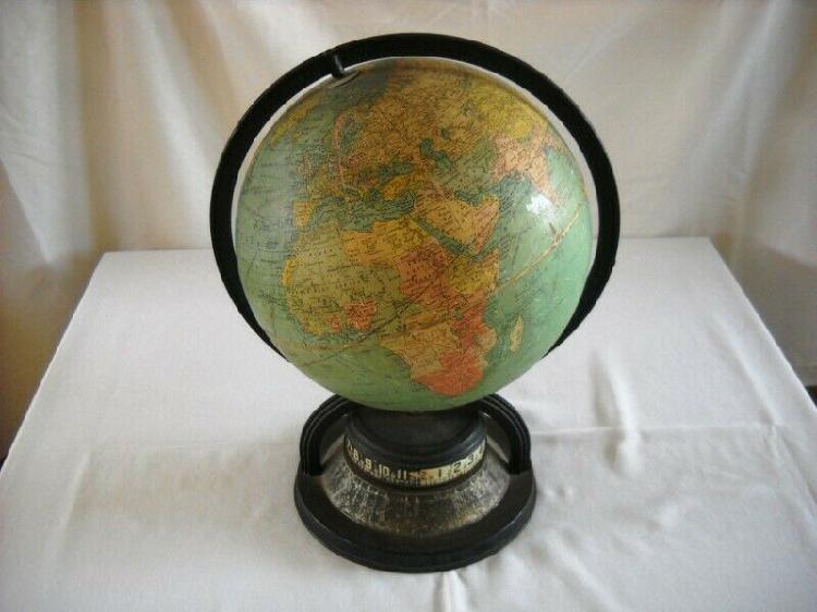 World Globe circa 1930