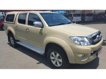 2009 Toyota Hilux 2.7 Double Cab Raider For Sale