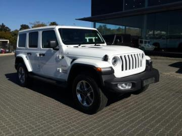 2020 Jeep Wrangler Unlimited 3.6L Sahara For Sale
