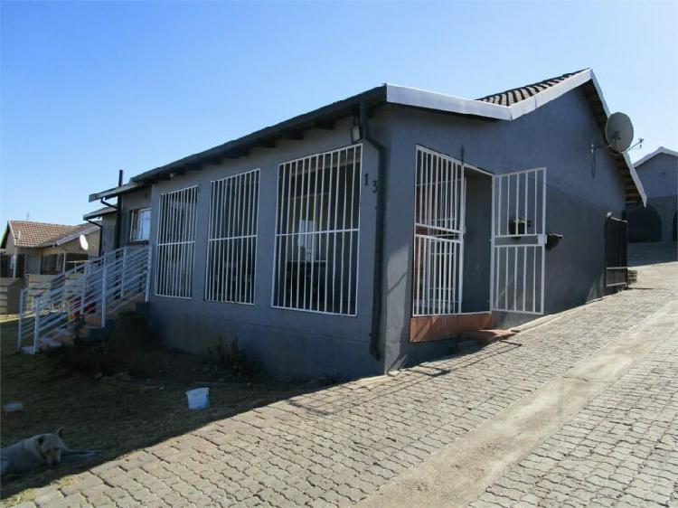 3 Bedroom Freestanding For Sale in Witbank