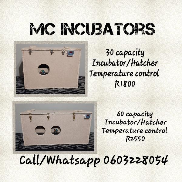 Egg incubators/Hatcher