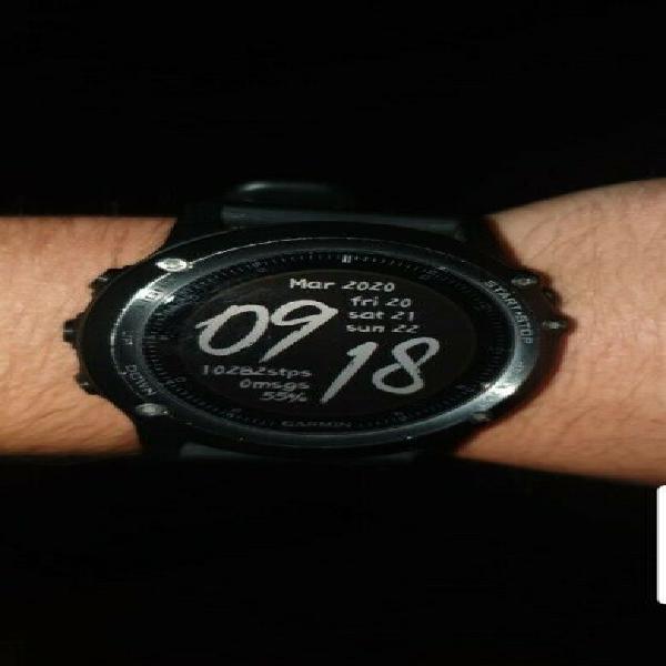 Garmin fenix 3 watch