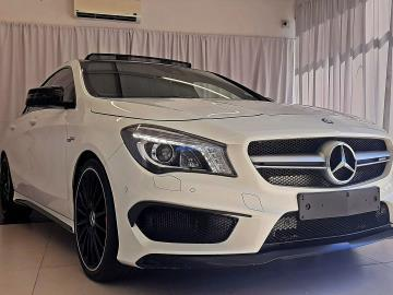 2016 mercedes-benz cla cla45 amg 4matic edition 1 for sale