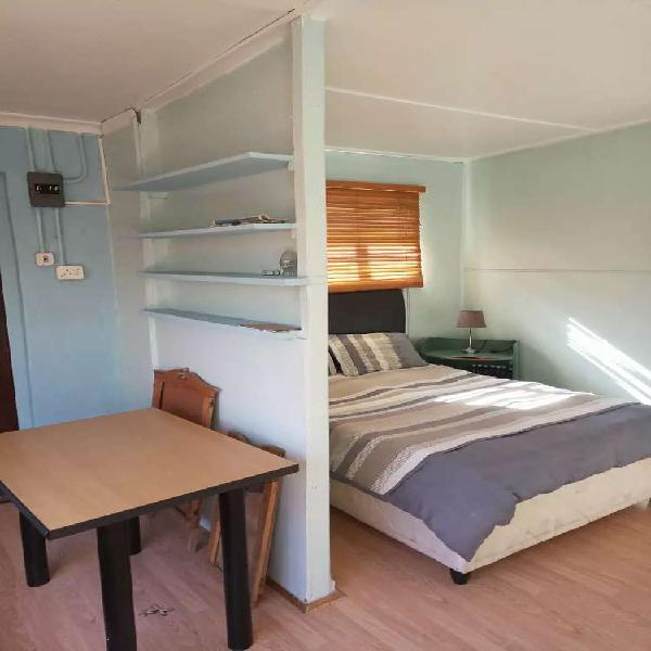 Cosy flatlet for rent in lansdowne,preferably female student