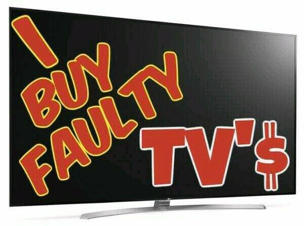 Faulty led,lcd tv buyers