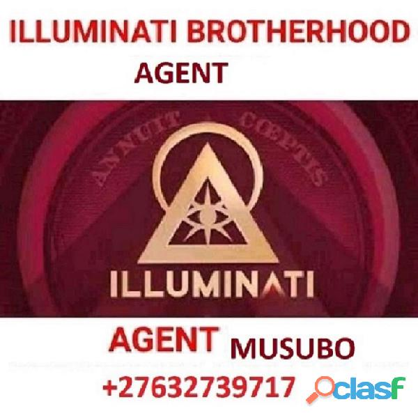 JOIN ILLUMINATI BROTHERHOOD TODAY@+27632739717 GET A HIGH QUALITY FINANCIAL FREEDOM.