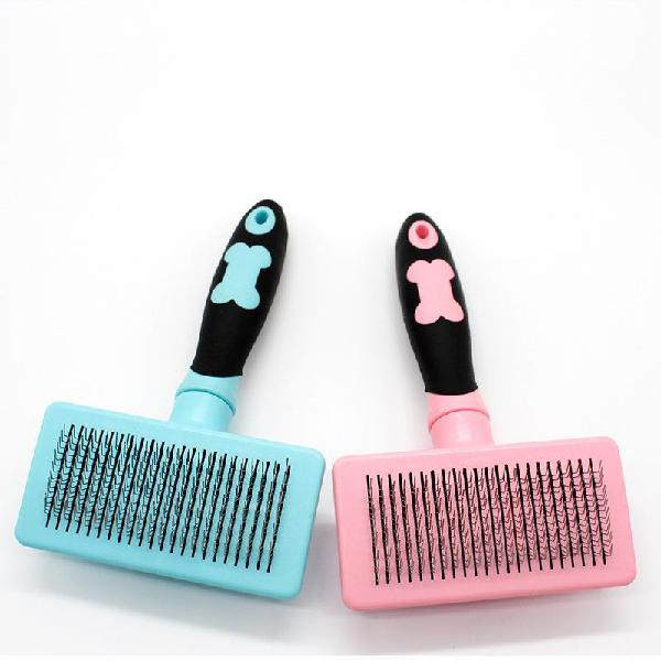 Pet comb dog hair comb cat grooming large dog golden teddy
