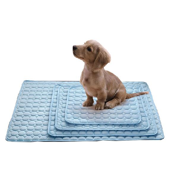 Summer ice pad pet dog kitty cooling pet bed ice pad cushion