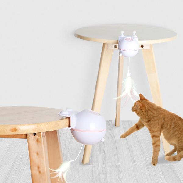 Usb electric pet cat toy led irregular laser funny cat stick