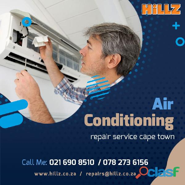 Hillz Refrigeration – Best for Air Conditioning repair service Cape Town