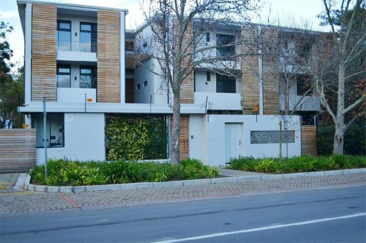 Apartment in stellenbosch now available
