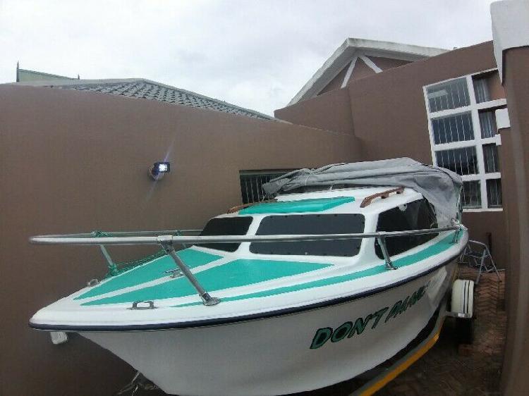 Cabin boat caliber