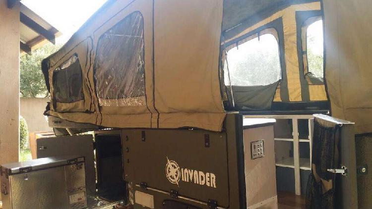 Invader quattro caravan