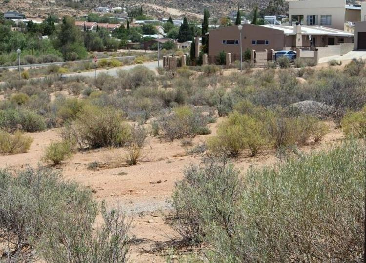 Land in springbok now available