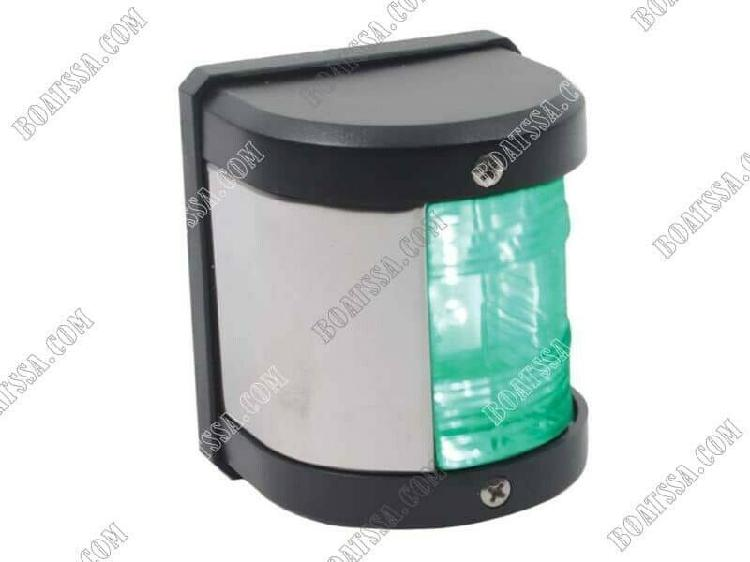 Navigation light starboard led – green