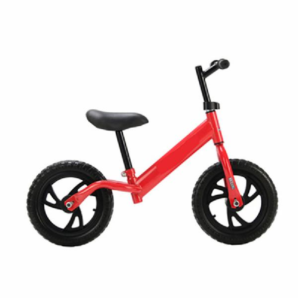 No-pedal toddlers balance bike kids walker bicycle