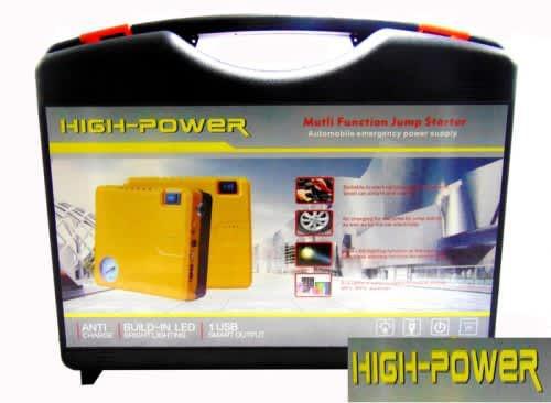 Power bank 179.800 mah high power (multi function jump