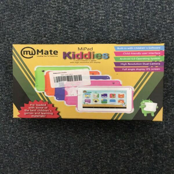 Kiddie tablet