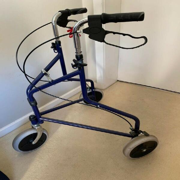 Walker and wheel chair for sale