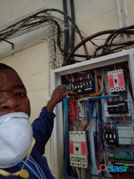 Pretoria east electricians 0718742375 no call out fee emergency 2