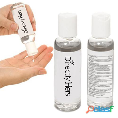 Buy Custom Hand Sanitizer to Boost Brand Recognition