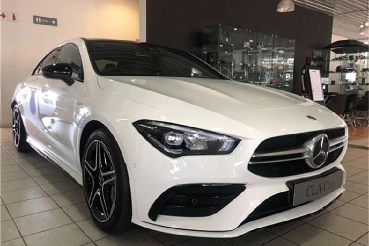 Mercedes benz cla amg 35 4matic 2020