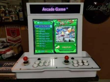 ARCADE GAME TABLE TOP - PANDORA 'S BOX 9 1299 biuld in games