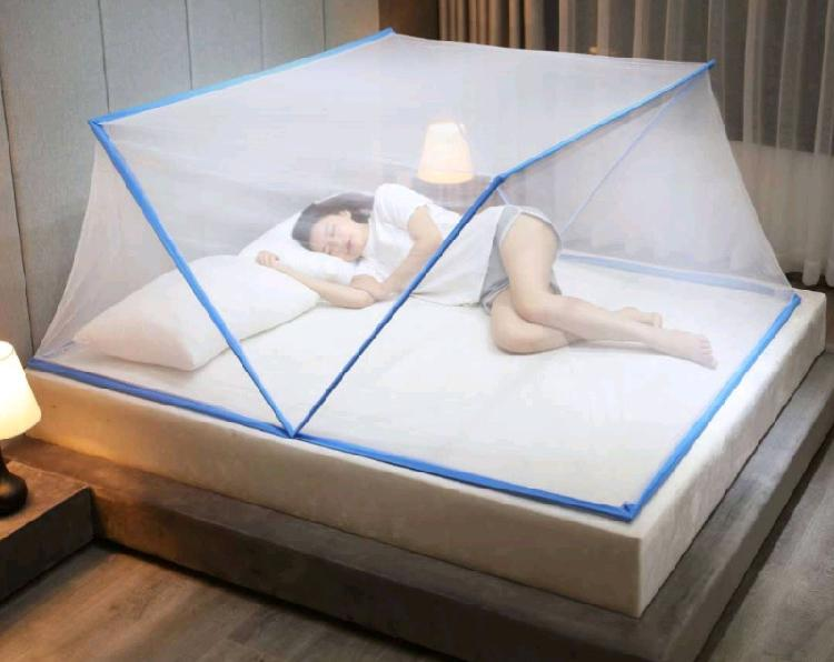 Foldable mosquito protecter mesh tent (c362)