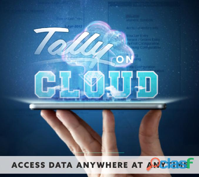 Tally ERP 9 software, Tally Services, Tally on cloud and much more