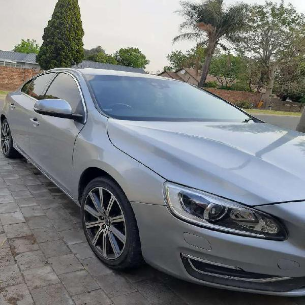 2014 Volvo S60 T3 with low mileage in immaculate condition