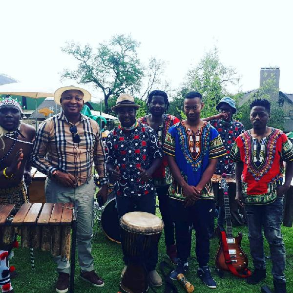 Marimba band to wow your guests