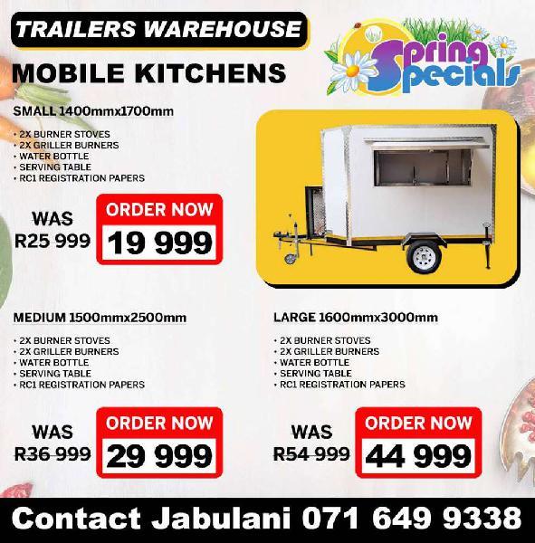 Mobile Toilet/Mobile fridge/Mobile kitchen/Mobile VIP toilet