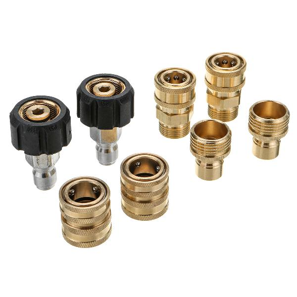 High Pressure Washer Quick Adapters Metric M22-14 Female To