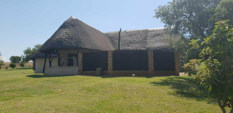 Middelburg: potential small stock and game farm