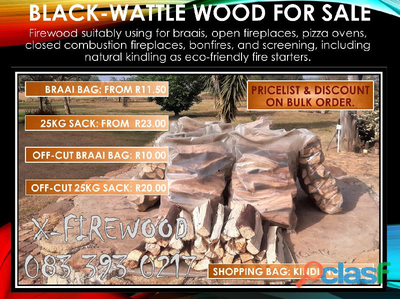 Firewood package